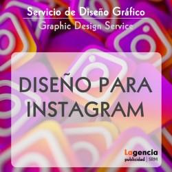 Diseño de piezas para Instagram