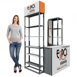 ExpoStands - Combi Stand 3