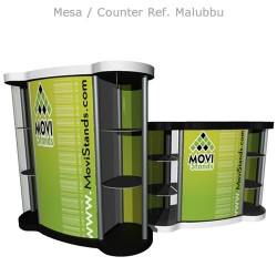 Mesa / Counter Malibbu