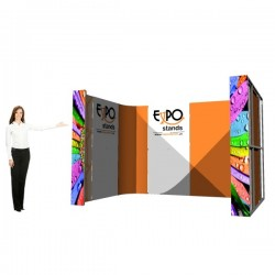 BackWall / Expo muro 3x2