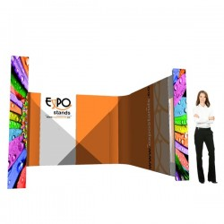 BackWall / Expo muro 3x3
