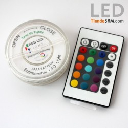 LED Mini - RGB a Control remoto
